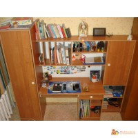 Шкафы и парта