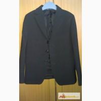 Пиджак школьный, б/у в отл. состоянии Uniformix р-р 122-60 в Челябинске
