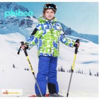 Зимние горнолыжные мембранные костюмы Phibee зима в Москве