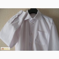 Рубашка белая Россия в Красноярске