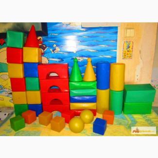 Набор пластмассовых кубиков в Самаре