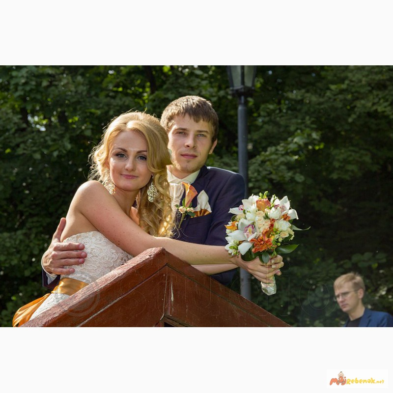 Фото 3. Видеосъемка свадеб