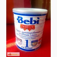 Сухая молочная смесь Bebi PREMIUM 1 в Калининграде