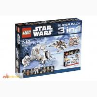 Конструктор Lego Star Wars 66366 Super Pack 3 in 1 (Лего 66366 Звездные Войны Набор 3 в 1)