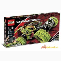 Конструктор Lego Racers 8675 Outdoor Challenger (Лего 8675 Внедорожный чемпион)