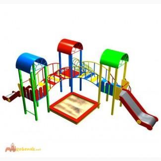 Детские игровые комплексы в Барнауле