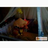 Кроватный светильник-карусель. в Астрахани