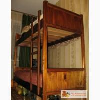 Кровать двухъярусную деревянную в Нижнем Новгороде