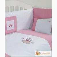 Комплект в кроватку новый Fairy Tale 7пр в Миассе
