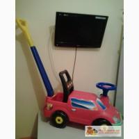 Машинка-каталка музык+подарок в Энгельсе
