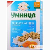 Каши Умница молочные в Красноярске