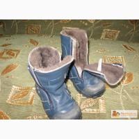 Зимние сапоги BabyGo, размер 23 BabyGo в Краснодаре