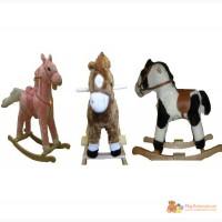 Новая лошадь качалка (Forse) с озвучкой