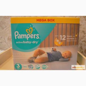 Подгузники Pers Active Baby-Dry в Иваново