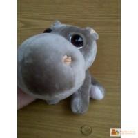 Продам: игрушку мягкую «Бегемотик TOSHA».