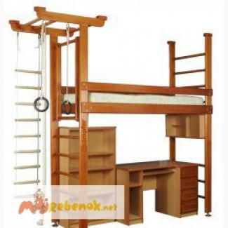 Распорная деревянная детская мебель Kfer One dream в Челябинске