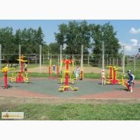 Спортивные уличные тренажеры в Краснодаре