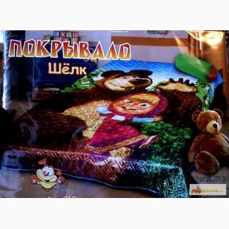Детские покрывала (искусственный шелк) Иваново в Перми