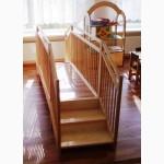 Мостик игровой деревянный для детских садиков и домов ребенка, Москва