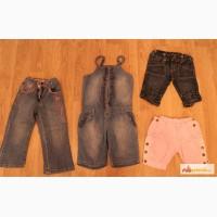 Пакет одежды для девочки от 4 до 5 лет в Челябинске