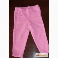 Леггинсы Carters, джинсы Next 9-12м в Челябинске