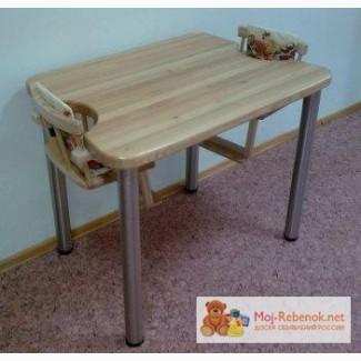 Деревянные столы для кормления двух детей в домах ребенка, Москва