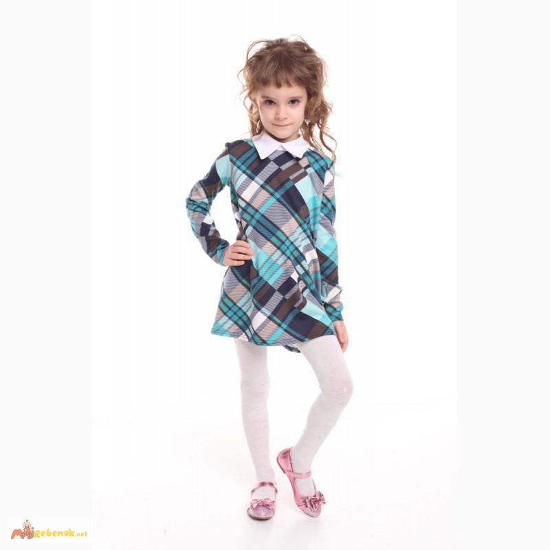Платья для девочек оптом от производителя