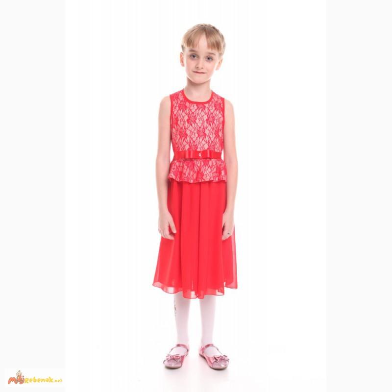 Фото 3. Платья для девочек оптом от производителя