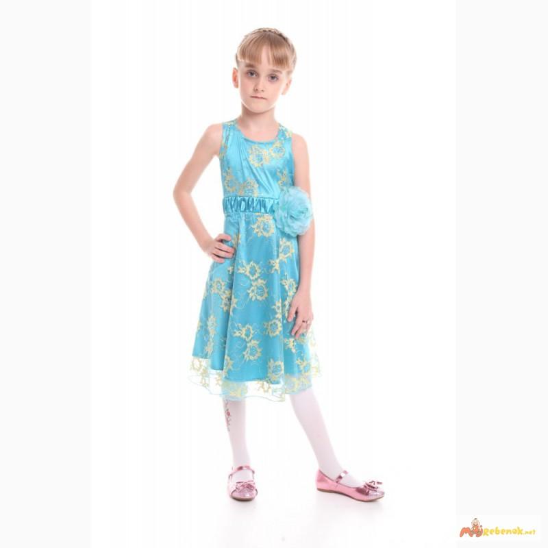Фото 4. Платья для девочек оптом от производителя