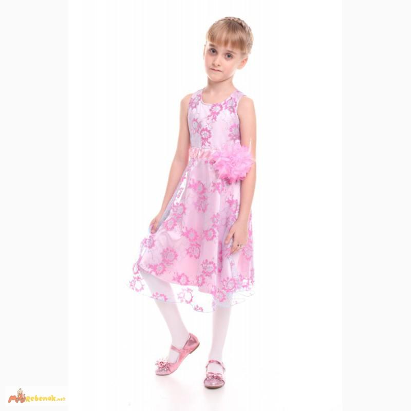 Фото 5. Платья для девочек оптом от производителя