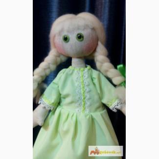 Интерьерные куклы ручной работы в Саратове