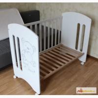 Детскую кроватку Micuna Sweet Bear Basic в Подольске