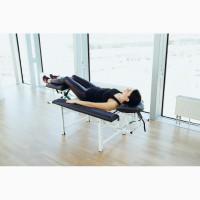 Лечение нарушения осанки спины тренажер Грэвитрин-комфорт плюс Вибромассаж купить-заказать
