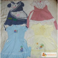 Пакетом платья (7 шт.) на 5-6 лет в Саратове