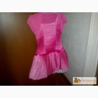 Платье нарядное Глория джинс