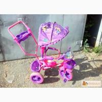 Детский 3-х колесный велосипед в Омске