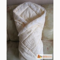 Конверт-одеяло на выписку в Калининграде