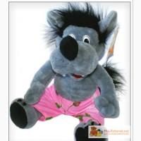 Мягкая игрушка-говорушка Волк в Тюмени