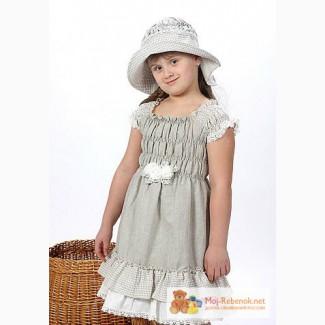Новое льняное платье EToELF (Россия) Артикул: ЭМ-234-2 в Уфе