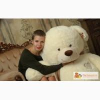 Мягкие игрушки-большие плюшевые медведи в Новосибирске