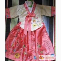 Корейское национальное платье Ханбок в Челябинске