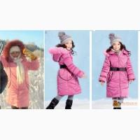 Продам зимнее пальто для девочки р.128 ОЛДОС Леана в Иваново