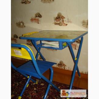 Продам стол и стул для ребенка в Чите
