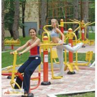 Тренажеры для уличных площадок в Краснодаре