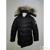 Зимняя пуховая куртка на мальчика Borelli