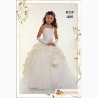 Детские нарядные платья для маленьких принцесс НОВЫЕ