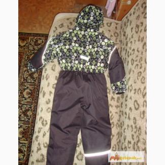 Зимний комбинезон р 110-116, слитный Kerry в Красноярске