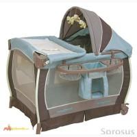 Манеж-кровать Манеж-кровать Baby Trend в Омске