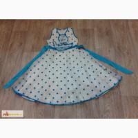 Платье на девочку на 6-7 лет в Саратове