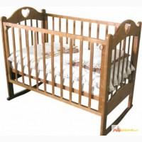 Детскую кроватку Можга Любаша в Златоусте